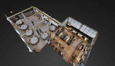 Restaurant Hermes Cluj-Napoca 3D Model