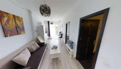 Apartament Regim Hotelier Iulius Mall Cluj 3D Model
