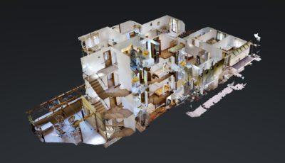 Vila Geoagiu Bai 3D Model