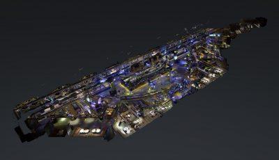 Club NOA 3D Model